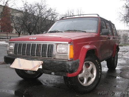 Продаю Jeep Cherokee 2.8 TD AT