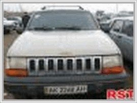 Продажа Jeep Cherokee 2.8 TD AT
