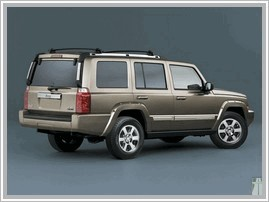 Продажа Jeep Commander 4.7 AT